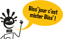 Biss` jour c'est mister Biss`!